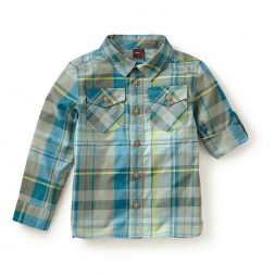 Salvatore Plaid Shirt