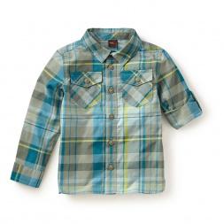 Salvatore Plaid Shirt
