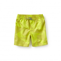 Tyrrhenian Sea Swim Trunks