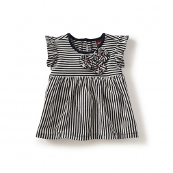 Modernista Stripe Baby Top