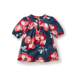 Floreale Futuristico Henley Baby Dress