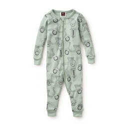 Scooter Baby Pajamas