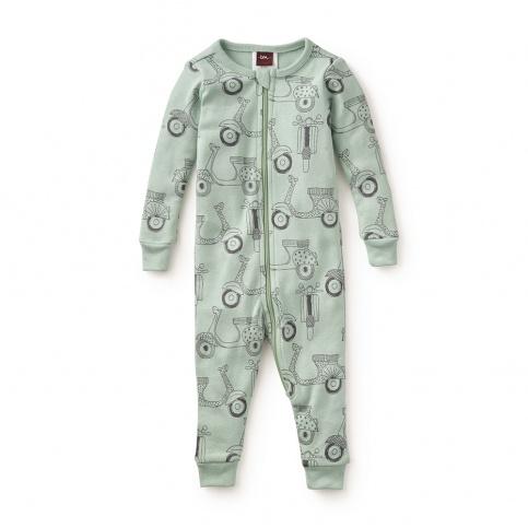 Scooter Baby Pajamas