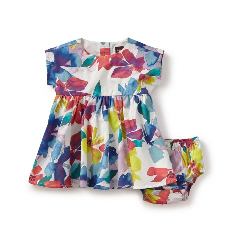 Villa Rufolo Baby Dress