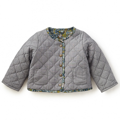 Fiori Selvatici Reversible Jacket