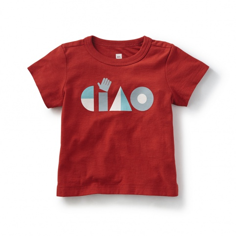 Ciao Graphic Tee