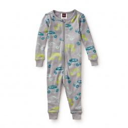 Automobili Baby Pajamas