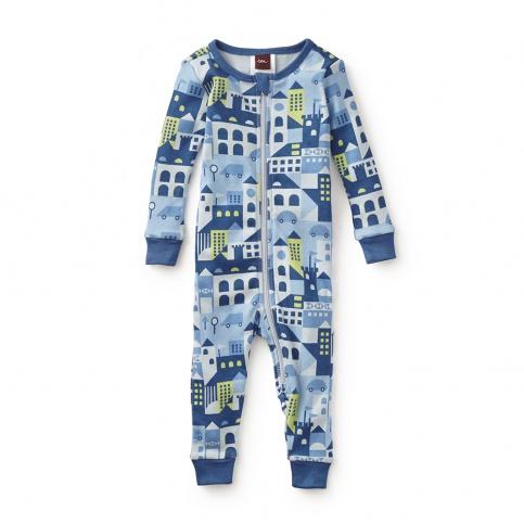 Night on the Town Baby Pajamas