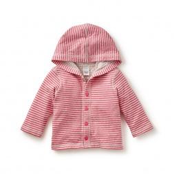 Dolce Pink Reversible Hoodie