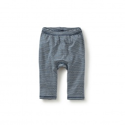 Dolce Blue Reversible Baby Pants