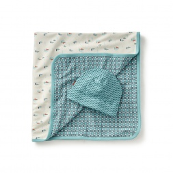 Little Marinaio Blanket Set