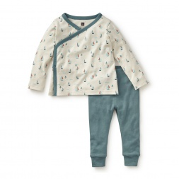 Little Marinaio Baby Outfit