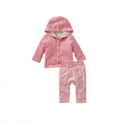 Double Dulce Set in Pink