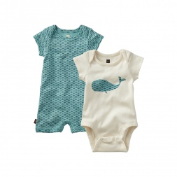 Whalewatcher Bodysuit Set