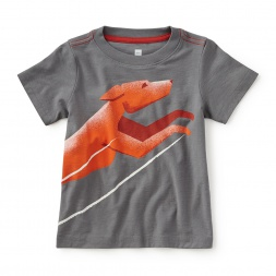 Greyhound Graphic Tee