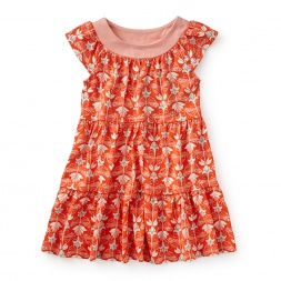 Fiori d'Arancio Twirl Dress