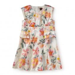 Bel Paese Surplice Dress