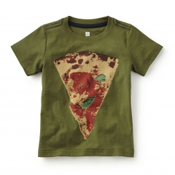 Naples Pizza-Pie Graphic Tee