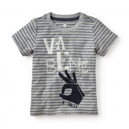Va Bene Graphic Tee