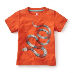 Cocullo Snake Graphic Tee