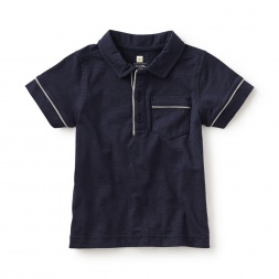 Bluebird Slub Polo