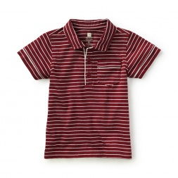 Sapienza Striped Polo
