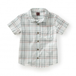 Enrico Plaid Shirt