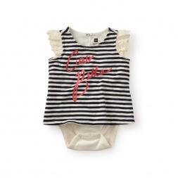 Ciao Bella Flutter Baby Top