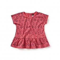 Liliana Peplum Top