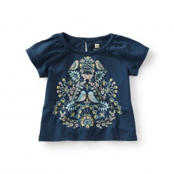 Uccelli Baby Tee