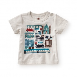 City Slicker Graphic Tee