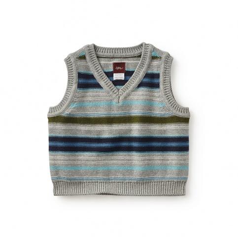 Massimiliano Baby Sweater Vest