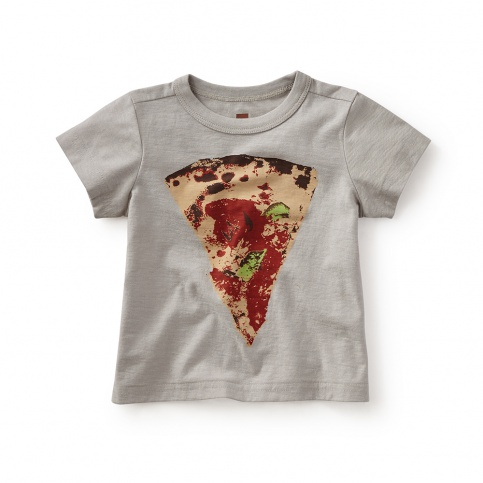 Naples Pizza-Pie Baby Tee