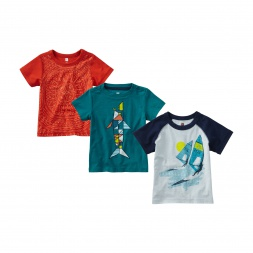 Tees in Threes Set