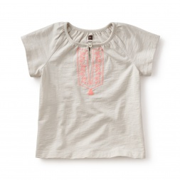 Ogni Giorno Embroidered Top