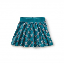 Across Many Sands Skort
