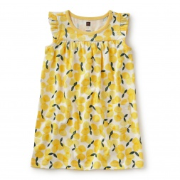 Piccoli Limoni Mighty Mini Dress