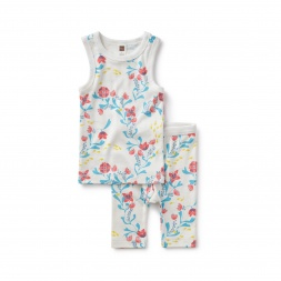 Undersea Garden Pajamas