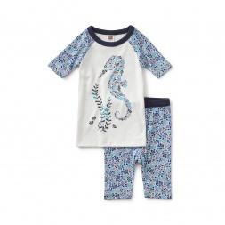 Cavalluccio Marino Pajamas