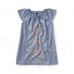 Poeta Baby Flutter Dress