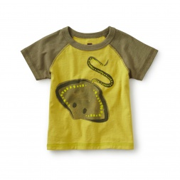 Rad Ray Graphic Baby Tee