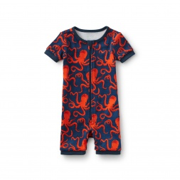 Tons of Tentacles Baby Pajamas
