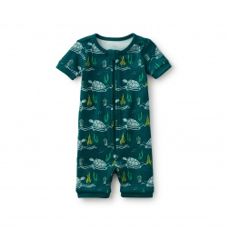 Save Sea Turtles Pajamas