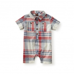 Andrew Pocket Romper