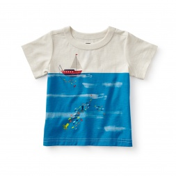 Catch and Release Graphic Tee