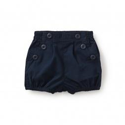 Maritime Baby Shorts