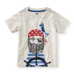 Aye Aye Captain Graphic Tee