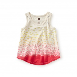Free as a Bird Ombre Tank