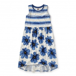 Italian Bluebell Maxi Dress