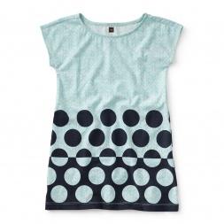 Ponti Graphic Dress